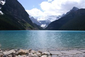 Lake Louise, Canada by indigodeep