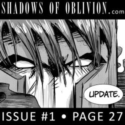 Shadows of Oblivion #1 - Page 27 Update! by Shono