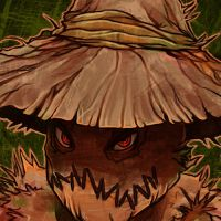 Daily Sketches Scarecrow by fedde