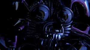 Alternate Funtime Foxy Trailer Render - FNaF SL by ChuizaProductions