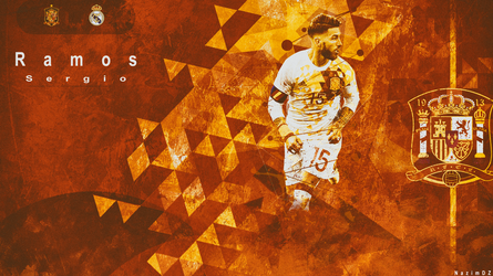 Ramos Wallpaper 2016 by nazimskikda