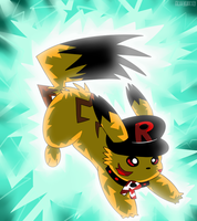 ROCKETCHU DISCHARGE by Thiefing