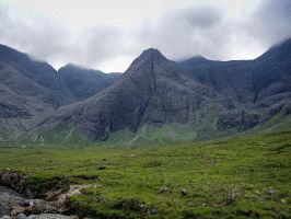 Mountains 20 by cemacStock