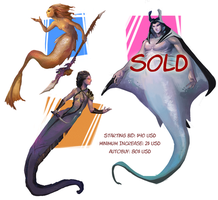 [OPEN 2/3] DnD Adoptables Auction by abrahamdavid