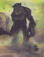 Shadow of the Colossus by Loreen