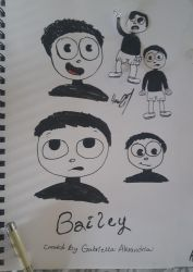 Bailey by Hour27