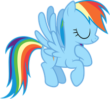 Vector #51 - Rainbow Dash #10 by DashieSparkle