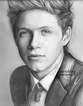 drawing niall horan by harrything
