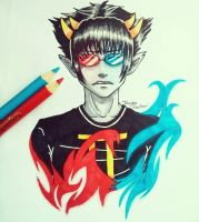 sollux by taybabatool