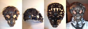 Bionicle Moc: Mask of Hypnosis by lbpfan21