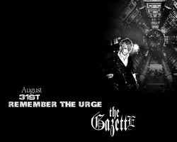 Remember The Urge Reita.ver by Crimson-Truth