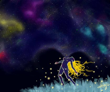 The Feeling of Stars by Atterca