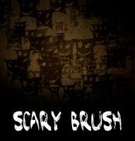 Scary Brush by starlord20