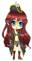 COM: Abbysol's Chibi by Tish-Marie