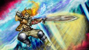 Wyatt of Valdis Story: Abyssal City by Anagram-Daine