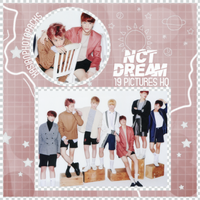 Photopak 1028 // NCT DREAM by xAsianPhotopacks