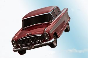 The Amazing Flying Nash by quintmckown