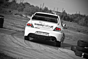 Lancer Evolution 9 #3 by redsunph