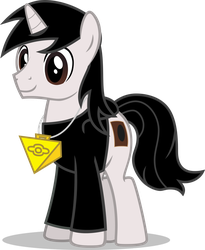 Yugi Brony Vector #1 by PereMarquette1225