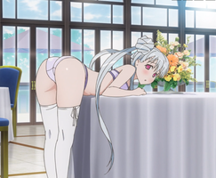 Ladies vs Butlers-Butt14 by capfal