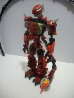 Makuta Miserix by DarkCrusader12