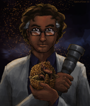 The Rusakov Particle Physicist by ErinPtah