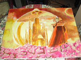 Doctor Who : Gallifrey by Prince-Thrakhath