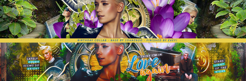 Love Again Collab by Evey-V