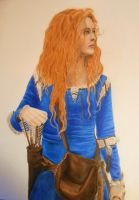 Merida -Once upon a time - TV Show by Art1095
