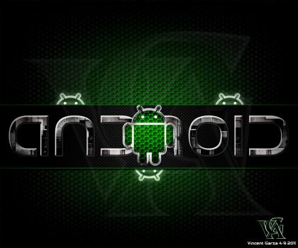 Android Wallpaper 3 by LilFlac3