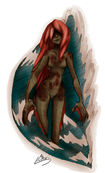 Mermaid Redeux by collideral