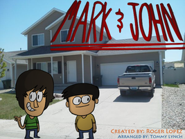 Mark and John Tribute by blugoon
