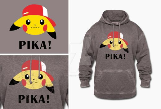 Pikachu-Hoodie by EarthEvolution