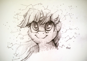Twilight Constellation by TheFloatingTree