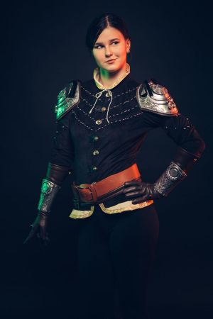 Syanna - Witcher 3: Blood and Wine by vrihedd1