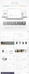 Omoa - Ultimate Multipurpose PowerPoint Template by EAMejia