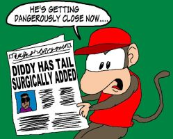 Diddy worries Diddy by torquesmacky