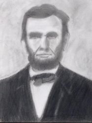 Abraham Lincoln by Xx-Vintage-Girl-xX