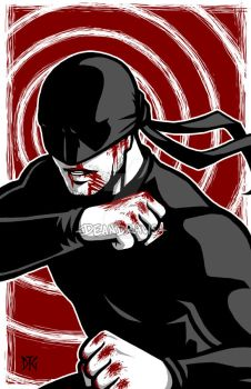 Daredevil post by DeanGrayson