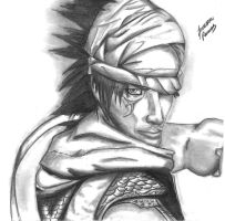 Prince of Persia by LuciRamms