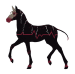 N3307 Padro Foal Design by casinuba