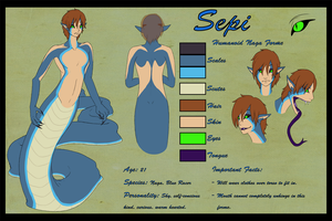 Sepi Reference by SepiSnake