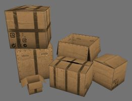cartboxes by ToTac