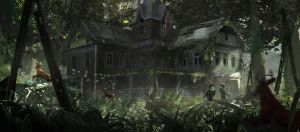 Overgrown by SolarSouth