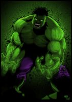 Hulk feat. Raph by Sno2