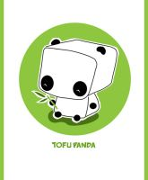 Tofu Panda by ms-cold