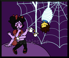 UT | Spider Tea by BabyAbbieStar