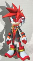 Elf The Hedgehog (Sonic Forces) by Hiccup-Hedgehog18