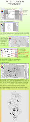 Lineart Tutorial by Ran-Zu