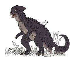 Retrosaur 7 by Rixshaw